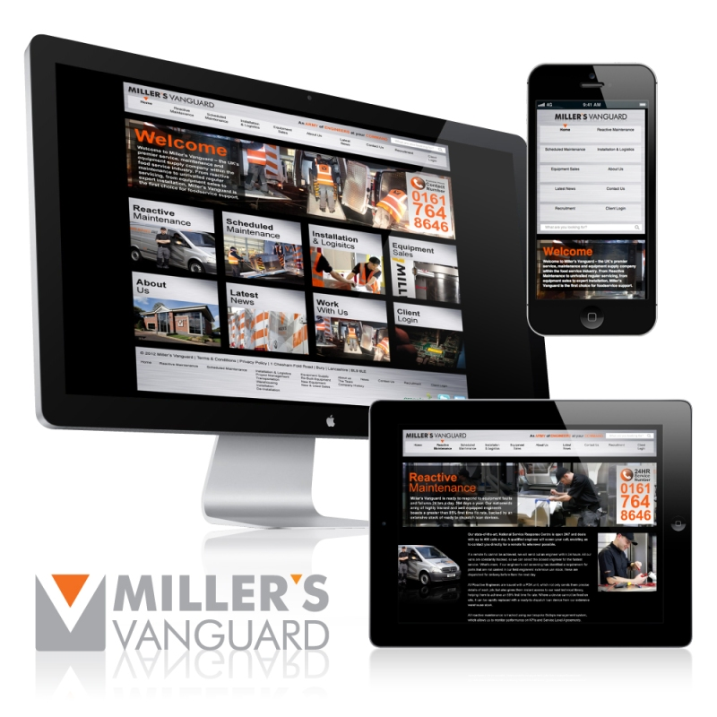 MILLERS VANGUARD WEBSITE
