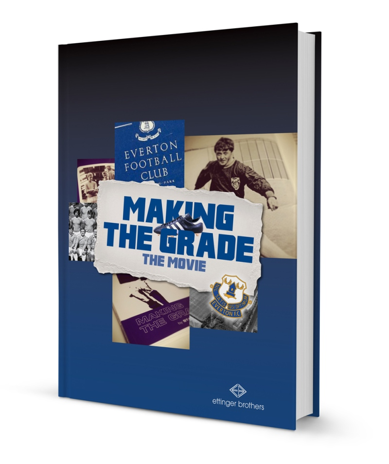 MAKING THE GRADE FRONT